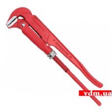 "Ключ трубный YATO 90 градусов 420 мм 1.5"""