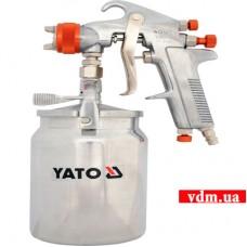 Краскораспылитель YATO HVLP 1.8 мм (YT-2346)