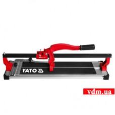 Плиткорез ручной YATO 800 мм (YT-3708)