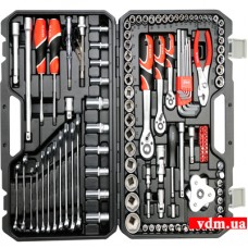 Набор инструментов YATO 126 предметов (YT-38875)