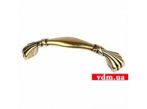 15089Z0960B.07 ручка L-96мм старое золото (128*29мм)