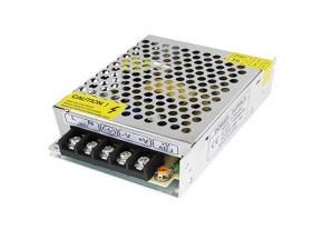 Трансформатор LED 120W вентилируемый  IP-20 12v (129х99х38мм)