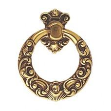 09204.04500.07 ручка 1-крепление старое золото (кольцо) (45*57мм)