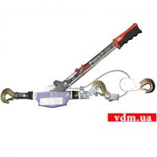 Лебедка ручная YATO 1500 кг (YT-5914)