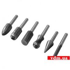 Набор фрез по металлу YATO 6 шт (YT-61711)