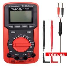 Мультиметр YATO (YT-73087)