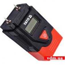 Электронный влагомер YATO YT-73140