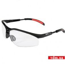 Защитные очки YATO открытые прозрачные (YT-7363)
