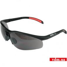 Защитные очки YATO открытые затемненные (YT-7364)