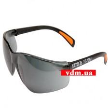 Защитные очки YATO открытые затемненные (YT-73641)