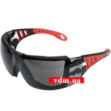 Защитные очки YATO открытые затемненные (YT-73701)