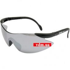 Защитные очки YATO открытые затемненные (YT-7376)