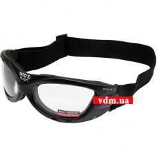 Защитные очки YATO закрытые прозрачные (YT-7377)