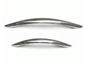 2604 US ручка L-096мм хром (decoris-U-001-96-G4)