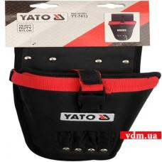 Кобура для дрели YATO 5 отделений (YT-7413)