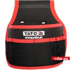 Сумка для инструментов YATO 8 отделений (YT-7416)