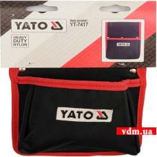 Сумка для инструментов YATO (YT-7417)