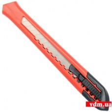 Нож Yato с выдвижным сегментным лезвием 9 мм (YT-7504)