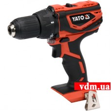 Аккумуляторная дрель-шуруповерт YATO YT-82783