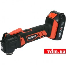 Многофункциональный аккумуляторный инструмент YATO YT-82818