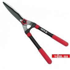 Ножницы для кустов YATO с регулировкой усилия 550 мм (YT-8822)