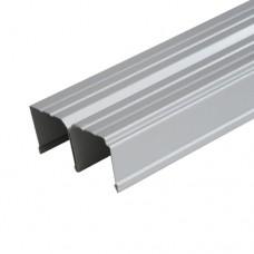 Шина верхняя Strong L-3,0м, сталь (77040000-3000)