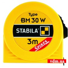 Рулетка Stabila Type BM 30 W SP 3 м x 16 мм (16456st)
