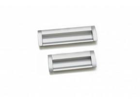 08 C00 08 UA ручка врезная L-096мм алюминий (UA-00-326-096)