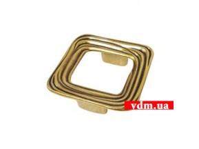 24160Z0320B.07 ручка L-32мм старое золото (48*52мм)