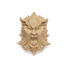 295 Орнамент из древесной пыли (13х10см) /F560295/