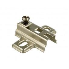 FGV Ответная планка для петли под стекло FGV h-2mm к внутр.петле  (520301M502100)