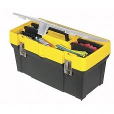 Ящик для инструментов Stanley Classic с органайз. в крышке-19, пластик (1-93-285)БЕЗ СКИДКИ