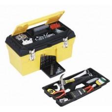 Ящик для инструментов Stanley Condor с органайз., МЕТАЛЛ.ЗАМОК (1-92-055) БЕЗ СКИДКИ