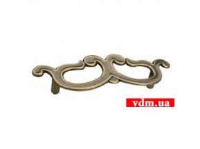 15038Z0960B.09 ручка L-96мм старое золото (199*45мм)