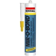 Клей-герметик SОUDAL Mir-o-bond для зеркал 310мл, светло-серый