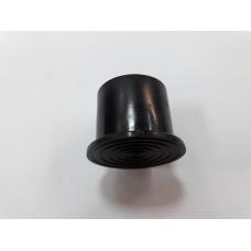 R-15 Стопка пластик. черная для трубы d-25мм (MR-TH019-003)