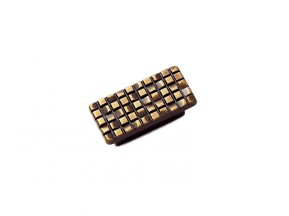 2G11050Z.OV ручка L-32mm старое золото (рогожка) (50*25мм)