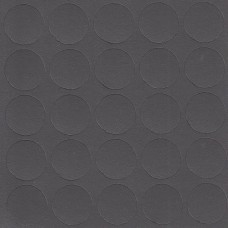 059 Заглушка самоклейка д-14мм конф. антрацит пфляйд (25шт)