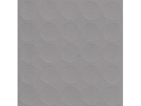 060 Заглушка самоклейка д-14мм конф. серый платина (25шт)