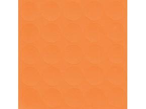 065 Заглушка самоклейка д-14мм конф. оранж эггер (25шт)