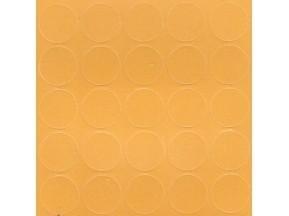074 Заглушка самоклейка д-14мм конф. желтый кроноспан (25шт)