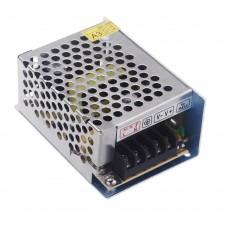 Трансформатор LED 25W вентилируемый 12v (85х58х33мм) (QL)  АКЦИЯ