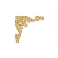 262 Орнамент из древесной пыли (19x10.5см) /F560262/