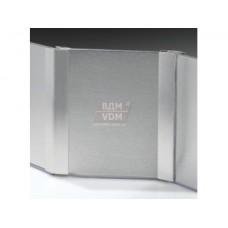 Угол 135* д/ цоколя алюминий Н-120мм алюм. анодир. OPES 132.117.800