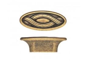 24147Z07300.09 ручка L-32mm старое золото (73*31*23мм)