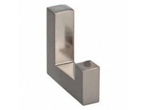 2201-К-06 WZ Крючок К2201 никель inox одинарный (WZ-K2201-06)