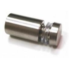 "Крепление д/стекла ""цилиндр"" метал ХРОМ к стене  D-12mm GTV (MC-J01A-12-06)"