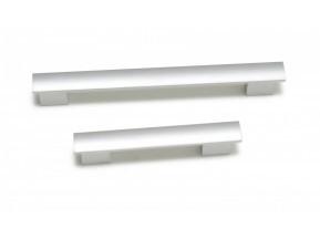 311B wpy ручка L-224мм inox никель (UA-B311224-06)