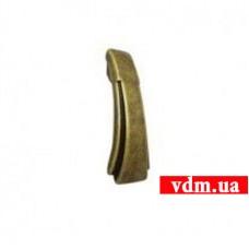 15046Z0660B.09 ручка 1-крепление старое золото (21*66мм)