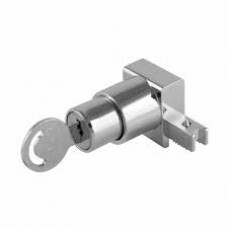 Замок для алюминиевого профиля Х-8600 SISO 14.09.421 (Один ключ)  Хром
